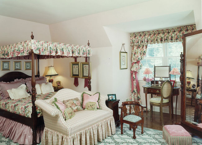 Rosemary bellinger interiors palm beach fl greenwich ct new york ny - English bedroom ideas ...