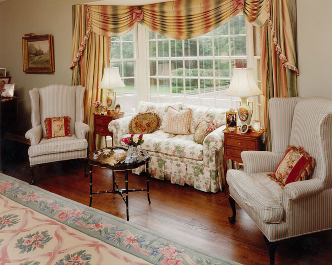 Living Rooms Photos English Country Rose Mary